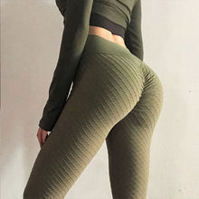 Load image into Gallery viewer, High Waist Legging Seamless Fitness Scrunch Butt Yoga Leggings Gymwear Workout Activewear Yoga Pant Hip Lifting Trainning Tights