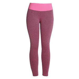 Fashion Women's Hip Tight Slim Yoga Pants Fitness Leggings Stretch High Waist Pants for Running