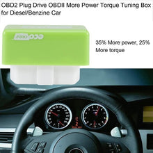 将图片加载到图库查看器,2020 NEW Full Chips OBD2 Car Chip Tuning Box Plug & Drive OBD2 Engine Save Fuel Upgrade Economizer Nitro OBD2 Chip H20