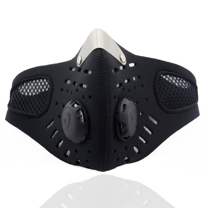 Motorcycle Ski Anti-pollution Face Mask Sport Mouth-muffle Dustproof With Filter