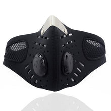 Load image into Gallery viewer, Motorcycle Ski Anti-pollution Face Mask Sport Mouth-muffle Dustproof With Filter