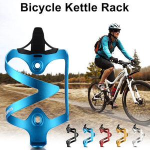 Mountain Bike Stand Aluminum Alloy Wear-resistant Kettle Rack Bicycle Bottle Holder Bottle Cage Water Cup Holder