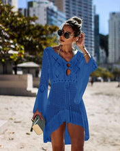 Load image into Gallery viewer, New Women's Fashion Summer Swimsuit Bikini Beach Swimwear Cover up Sunscreen Coat