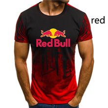 Load image into Gallery viewer, Summer Men's Fashion Personality O-neck Slim Fit Short Sleeve Printed T Shirt Top