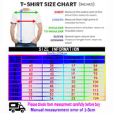 Summer Men's Fashion Personality O-neck Slim Fit Short Sleeve Printed T Shirt Top