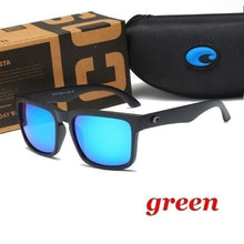 将图片加载到图库查看器,New Unisex Stylish Sports UV400 Protective Sunglasses. Costa Rican Fashion Polarized Beach Sunglasses.