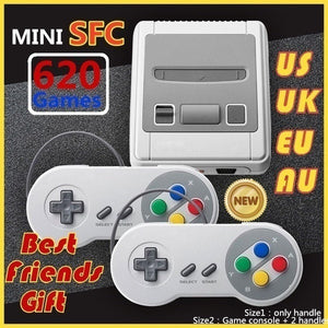 2020 New Super Classic Retro Mini Built-in 620 Mini Nostalgic Video Game Console
