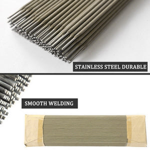 5/10/20/50pcs 304 stainless steel welding rod electrodes solder for soldering 304 weld wires diameter 1.0mm-4.0mm