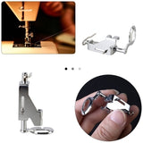 New Fashion Free Motion Metal Quilting Presser Foot Spring Presser Foot For Domestic Sewing Machines Accessories