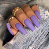 Matte Gel Nail Polish Semi Permanent Soak Off UV Gel Varnish Matte Effect Nail Art Gel Need Matte Top Coat
