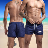 Men's Quick-dry Shorts Swimwear Beach-shorts Swim-shorts Beach-wear for Summer
