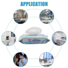 Load image into Gallery viewer, Household Portable 5pcs/25pcs/Box Alcohol Disinfection Wipes Antiseptic Cleaning Sterilization Wipes Wet Wipes First Aid