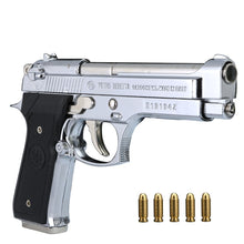 Load image into Gallery viewer, Pistol model metal pistol collection hobby best gifts and handicraft ornaments can not be launched gifts for boys