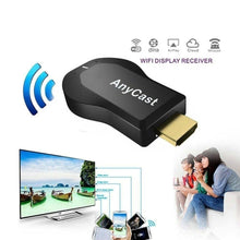 Load image into Gallery viewer, Wireless Display Receiver WiFi Dongle Screen Mirror 1080P HDMI TV Stick Support Airplay DLNA Miracast