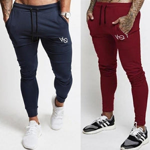 New Fashion Men's Pants Long Trousers for Men Sport Joggers Bottoms