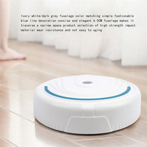Smart Robot Vacuum Cleaner Auto Floor Cleaning Toy Sweeping Sweeper