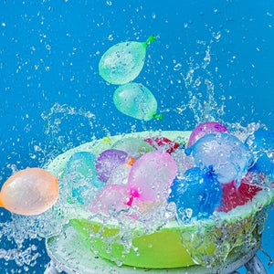 Summer Garden Game Party Supplies Balloon Quick Add Full With Water Toys for Children Kids Outdoor beach toys Water war games 111/333/1000pcs