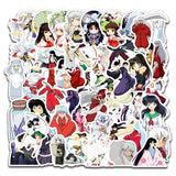 50pcs/set Stickers for Party Gift Badges Decorative for DIY PC Wall Notebook Phone Case