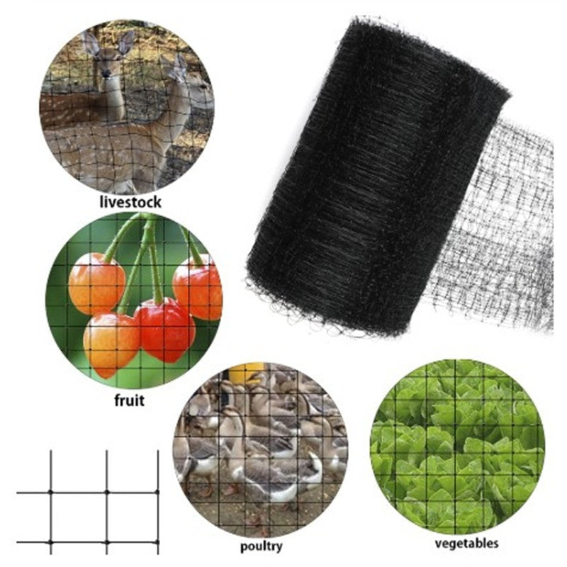 Bird Netting Heavy Duty Garden Net Protect Plants and Fruit Trees Protective Net