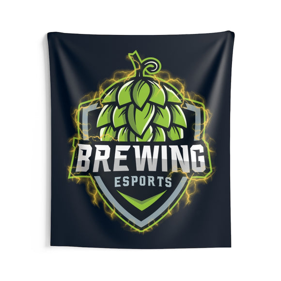 Brewing Esports | Wall Tapestry