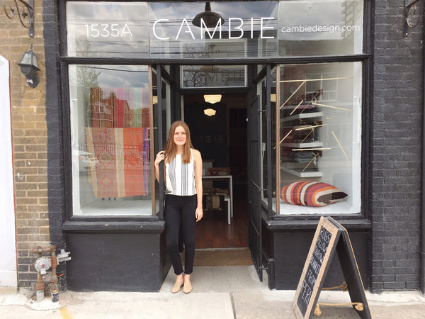 Announcing Cambie's Big Move!