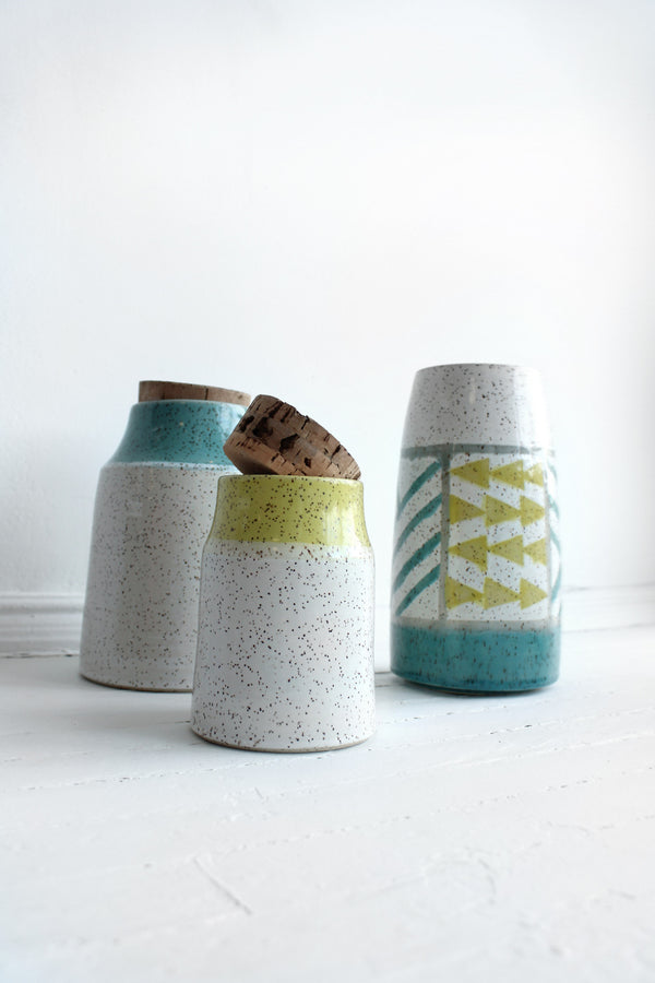 New at Cambie: Dahlhaus Ceramics