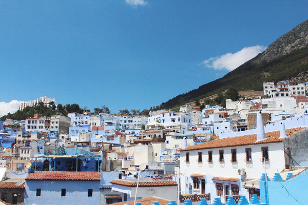Cambie Travels: Chefchaouen, Morocco