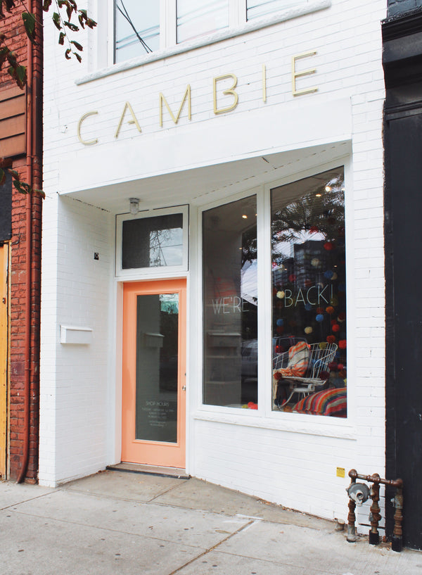 We're Back: The NEW Cambie!