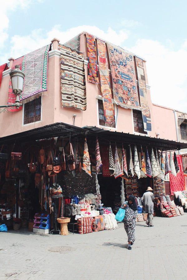 Cambie Travels: Marrakech, Morocco Part 1