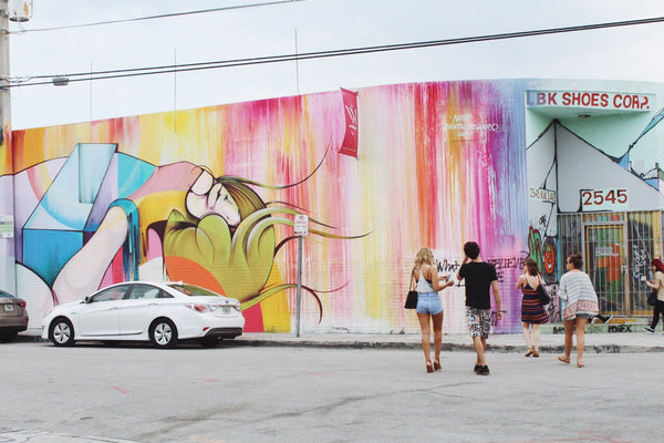 Cambie Travels: Wynwood Neighbourhood, Miami