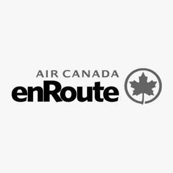 Air Canada en Route Magazine Cambie Design