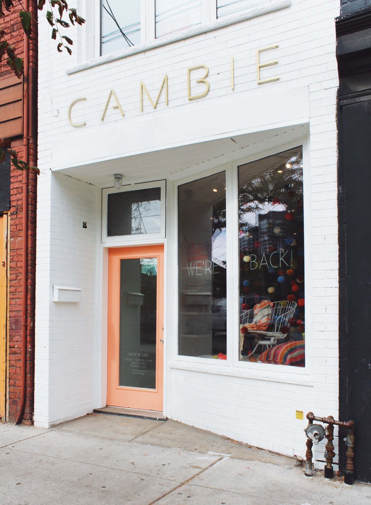 Cambie Design at 1048 Queen Street West