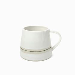 Winter White Mug