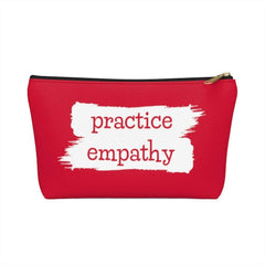 Accessory Pouch, Brushes Logo-Bags-Practice Empathy