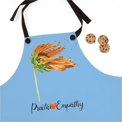 Apron, Word to the Wind, Carolina blue-Accessories-Practice Empathy