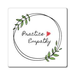 Car Bumper Magnet-Paper products-Practice Empathy