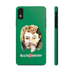 Case Mate Tough Phone Case, Akin, forest green-Phone Case-Practice Empathy