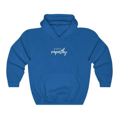 Heavy Blend™ Hooded Sweatshirt, Hand in Hand Logo-Hoodie-Practice Empathy