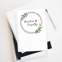 Journal, Olive Branch Logo, white-Paper products-Practice Empathy