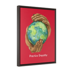 Nourishing Home, Premium Framed Canvas-Canvas-Practice Empathy