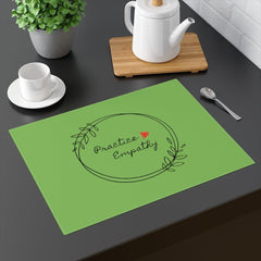 Placemat, Olive Branch Logo, apple-Home Decor-Practice Empathy