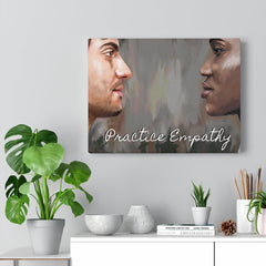 Reflectives, Canvas Gallery Wrap-Canvas-Practice Empathy