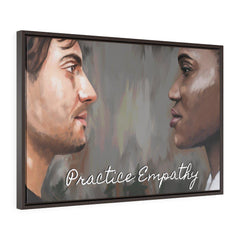 Reflectives, Premium Framed Canvas-Canvas-Practice Empathy