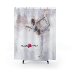 Shower Curtain, The Balance Within-Home Decor-Practice Empathy