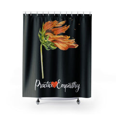Shower Curtain, Word to the Wind-Home Decor-Practice Empathy
