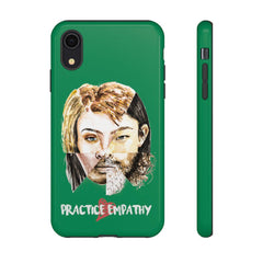 Tough Phone Case, Akin, Forest Green-Phone Case-Practice Empathy