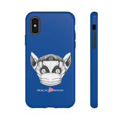 Tough Phone Case, Lenny the Lemur-Phone Case-Practice Empathy