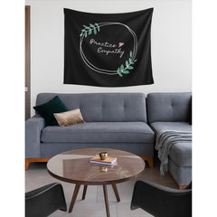 Wall Tapestry, Olive Branch Logo-Home Decor-Practice Empathy