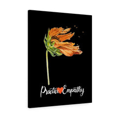 Word to the Wind, Canvas Gallery Wrap-Canvas-Practice Empathy