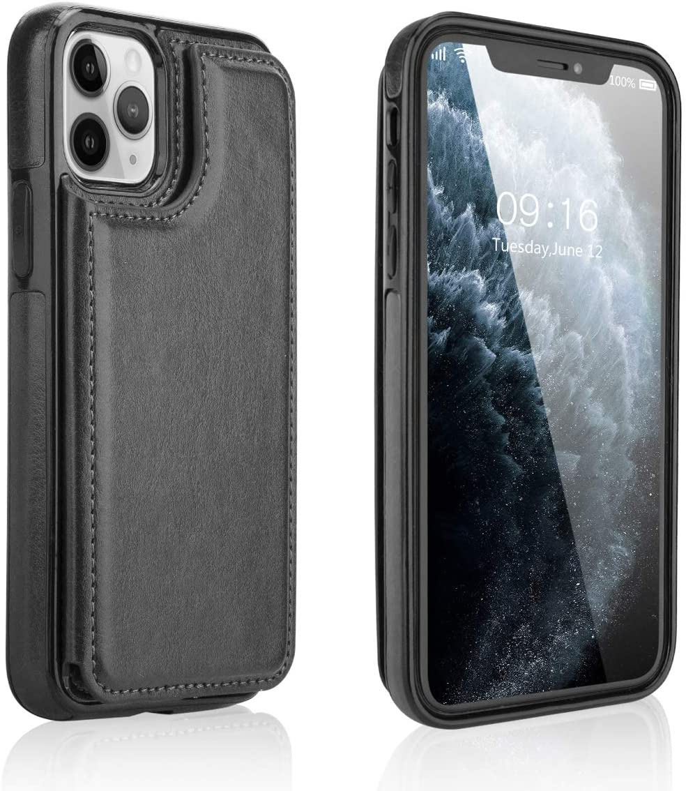iPhone 11 ProMax Case Back Wallet